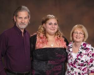 Eliza & Parents