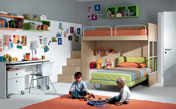 Separate rooms for siblings how to decide love builds for Children sharing bedroom ideas