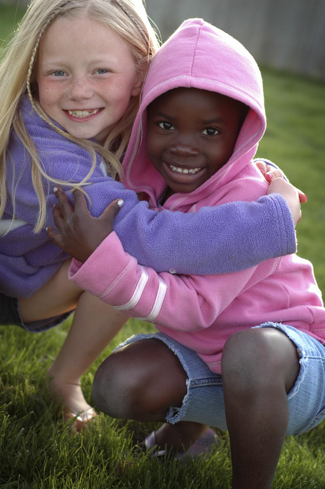 Aa Istock Aa Girl And C Girl Hugging