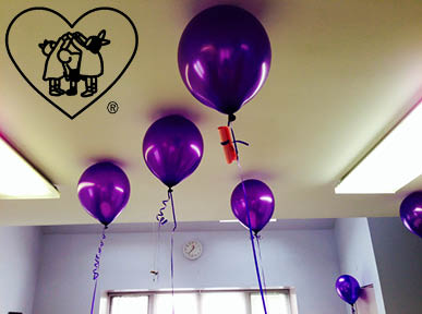 AFTH Birthmother's Day Balloons