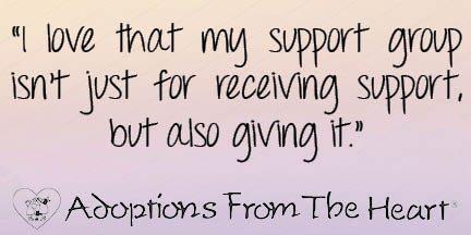Birthmother Support Quote