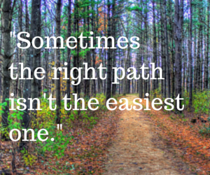 _Sometime the right path isn't the right (2)