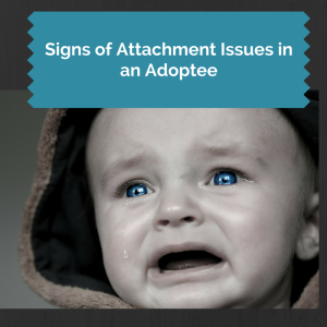Signs of Attachment Issues in an Adoptee