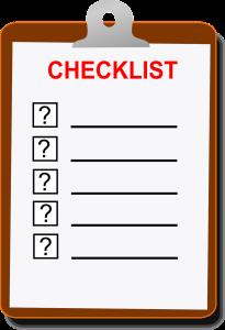 checklist-310092_1280