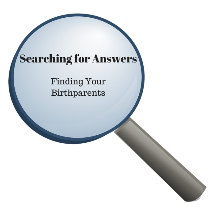 Searching For Answers: Finding Your Birth Family