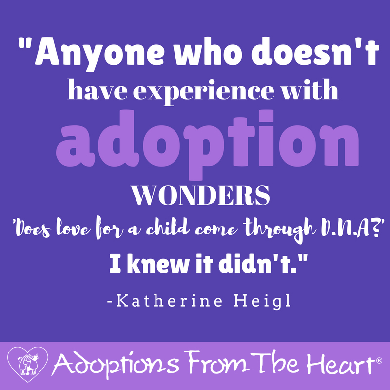 Quotes About Adoption | Celebrities Adopt Inspirational Quotes About Adoption
