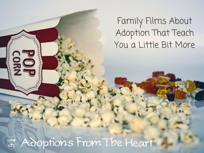 Family Films About Adoption That Teach You A Little Bit More