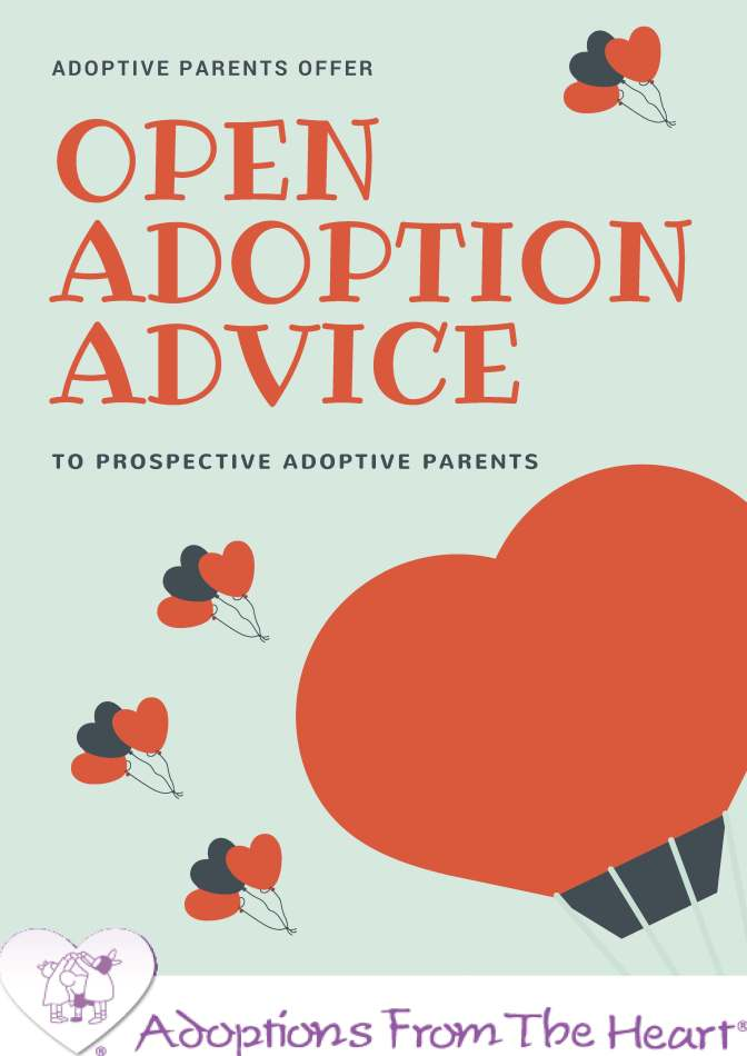 Adoptive Parents Offer Open Adoption Advice to Prospective Adoptive Parents
