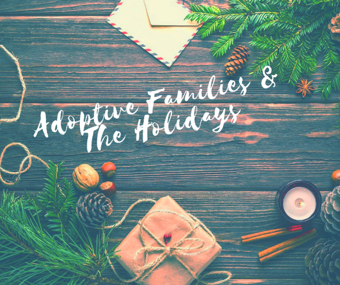 Adoptive Families and the Holidays