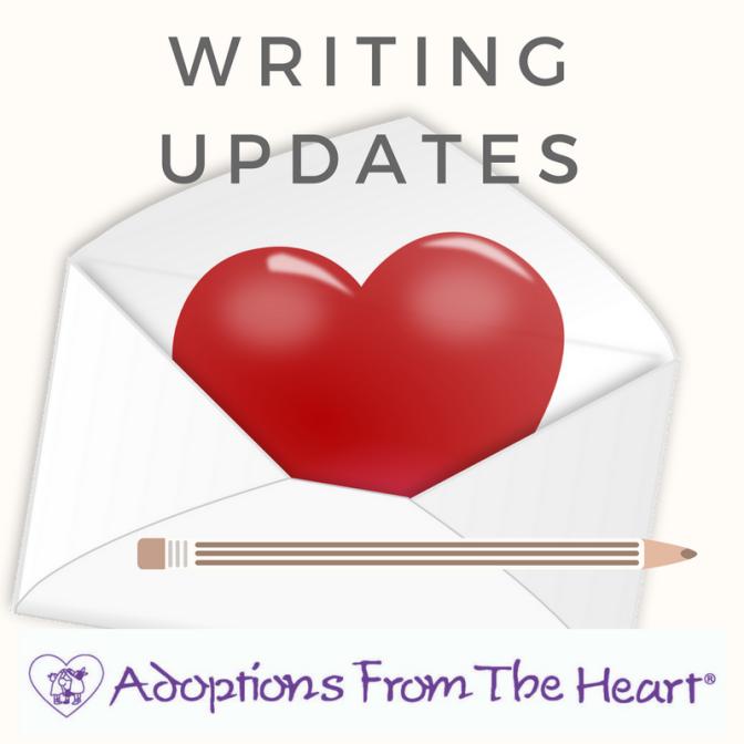 Adoption Updates: What to Send